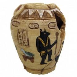 EGYPT VASE AVEC TROU