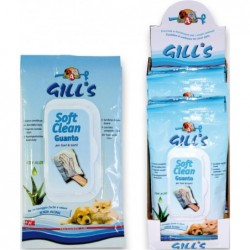 GILL'S SOFT CLEAN 6 PCS