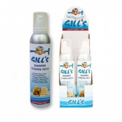 GILL'S SHAMPOING SEC HUMIDE...