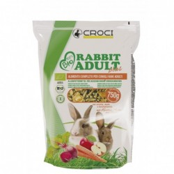 100% BIO RABBIT ADULT CAB 750g