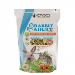 100% BIO RABBIT ADULT MCC 750g