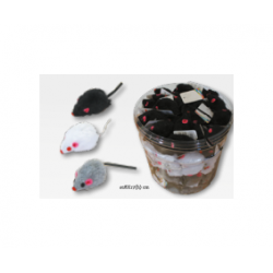 TOY IN CAN CLASSIC MOUSE 5 cm.