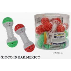 Jouet en pot- Mexico  10cm