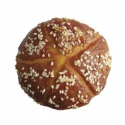 BAKERY BREAD ROLL W/CHICKEN...