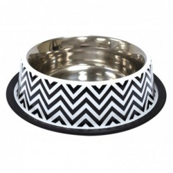 "STEEL BOWL ""Twiggy Stripes"""