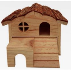 WOOD HOUSE HEKMAN 17*15*13CM