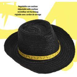 STRAW HAT BLACKIE