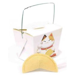 CAT TOY FORTUNE COOKIES 4 PZ