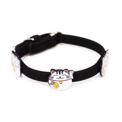 COLLAR MANEKI BLACK 1,3X35CM