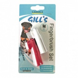 GILL'S DOIGT BROSSE A DENTS...