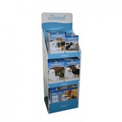 DRINKWELL DISPLAY 7 PCS